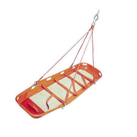 barella a canoa Stretcher basket type