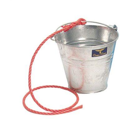 bugliolo alluminio Galvanized bucket