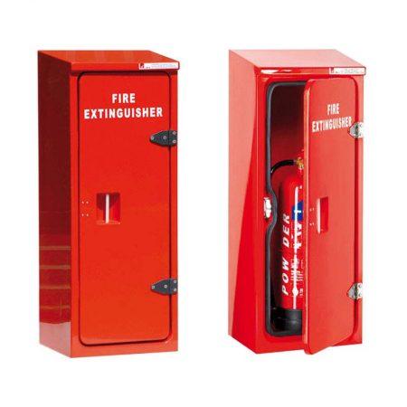 contenitore estintore Extinguisher cabinet