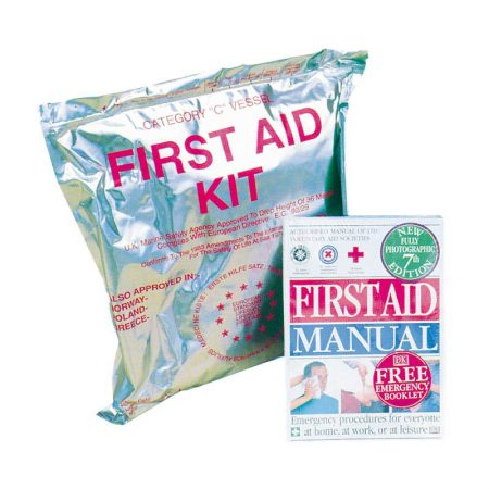 dotazioni medicinali European first aid kit