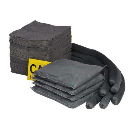 oil-liquid-absorbent-kit