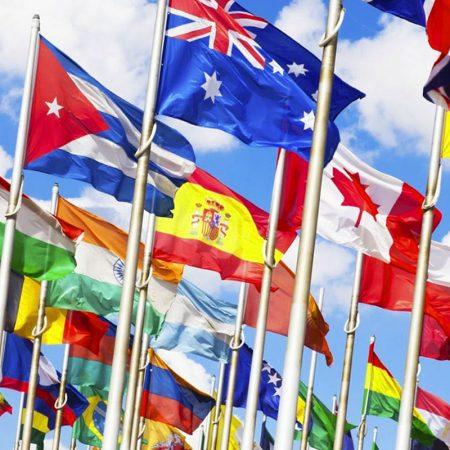 flags-poles