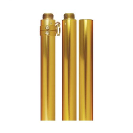 poles-brass-chromium