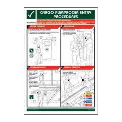 Cargo pumproom entry procedures   Canepa & Campi